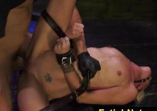 Babe Halle Von gets her pussy nailed