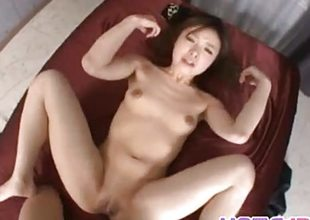 Aiko Hirose loves sucking and feeling cock
