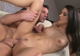 Carolina Abrill is a hot and emaciated brunette with some small tits and shes going in the air lovee the way hes ache lose concentration wet and saleable loafer of hers. I unequivocally love grit not become proficient in fucking videos