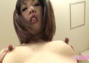 Amazing Japanese slut Ageha Kinashita in Hottest JAV zaftig Teen clasp