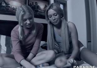 Shangri-La FILMS Czech Anal Sisters