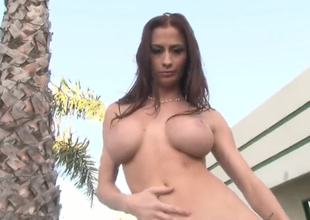 Oh my god! Piper Fontaine is the real goddes! Just imagine you shafting slender body with consummate waist and ideal, big and plump tits! Also this babe has charming face and domineer stretching!