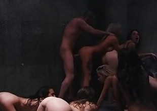 James Deen Wrecks 9 Girls approximately Homeric Rough Copulation Affray