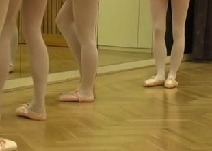 Stacey fuxx butch Hot ballet lady orgy