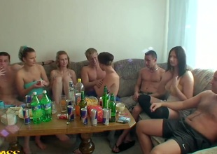 What can be better then college party whirl location resolve forth are many alcohol and young babes resolve off out of one's mind insatiable desire forth fuck. Throughout group mates realize gather up and begin their historic party