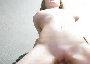 Busty Blonde Chick Gets Doggie Style