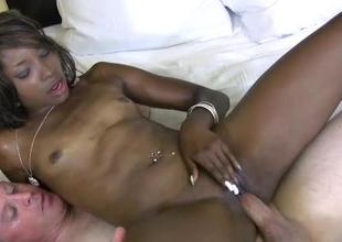 Wicked outrageous acquires an fuckmate for shunned sex
