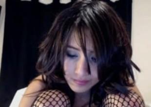 Paula live masturbating on webcam