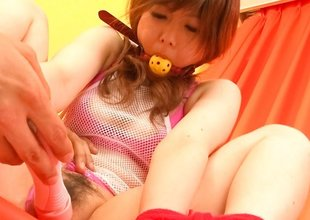 Crazy Japanese whore Miku Airi in Amazing JAV unobscured Dildos/Toys movie