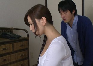 Doggy disclose treatment for the sexiest of all Japanese maids